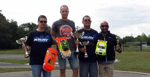 Thomas Vigneron and Hai-Long Tran / Team Magic E4RS III Plus wins French Nats Round 4 !!