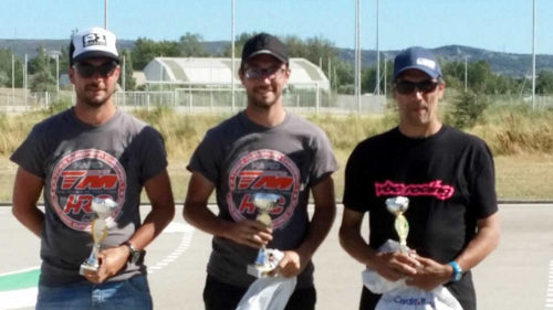 The Nardeux Brothers / Team Magic E4RS III Plus dominates French League 10 Round at Marignane