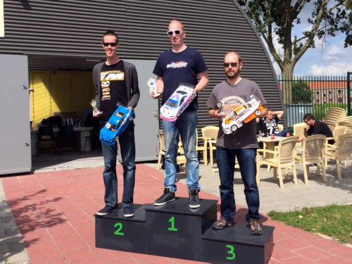 Rob Janssen and Richard Arts / Team Magic E4RS III Plus finishes on the podium at Dutch Nats round 4 !
