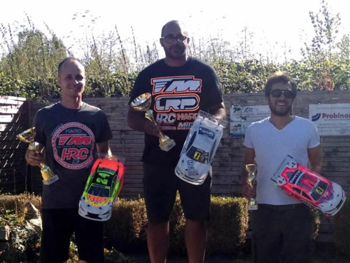 Team Magic DOMINATES Modified + 13.5 categories at 2016 French National Cup !!