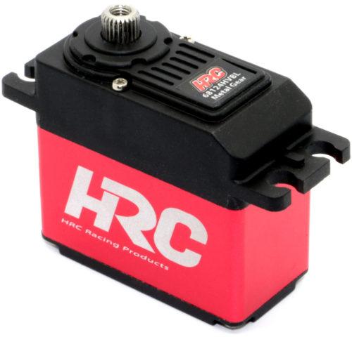 NEW - HRC Racing 68124HVBL High Voltage Digital Brushless Servo
