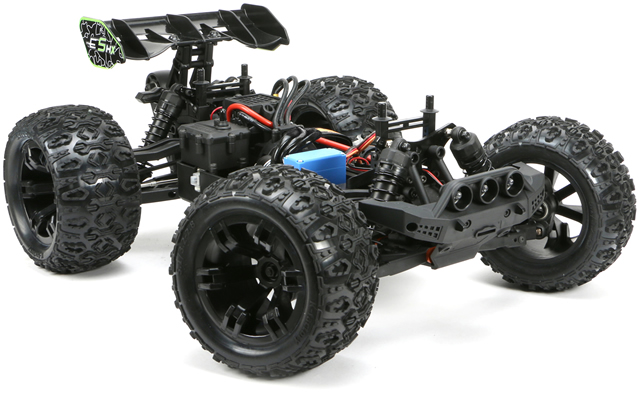 NEW - Team Magic E5 HX Racing Monster RTR invasion in on the way !