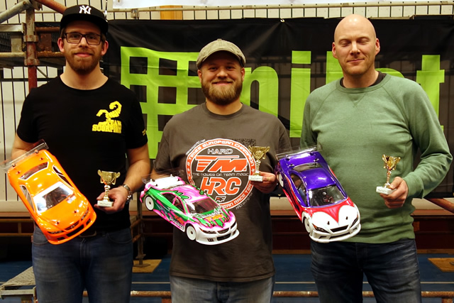 Martin Sørlie / Team Magic E4RS III Plus wins Norwegian Cup round 3 at Trondheim / Norway