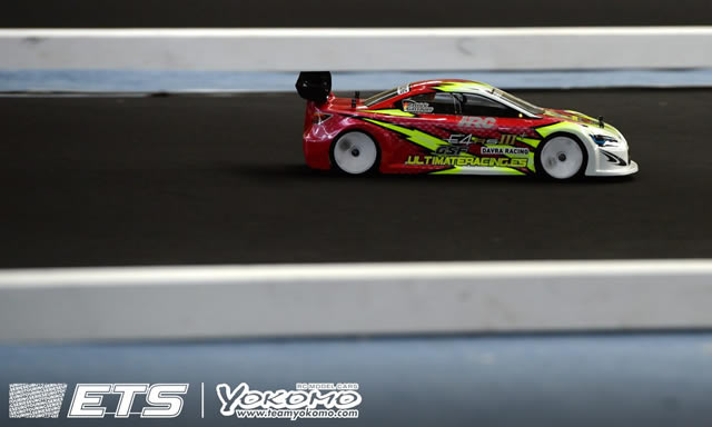 Patrick Gassauer / Team Magic E4RS III Plus finished at a nice 4th place at ETS round 2 in Germany !