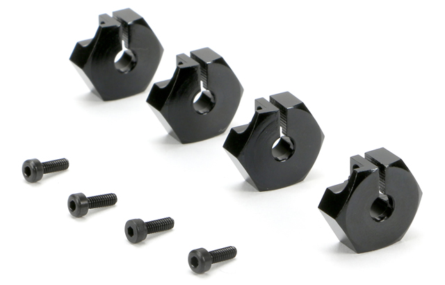 NEW – Team Magic 12mm and 14mm Hex Adapters for E5 & E5 HX