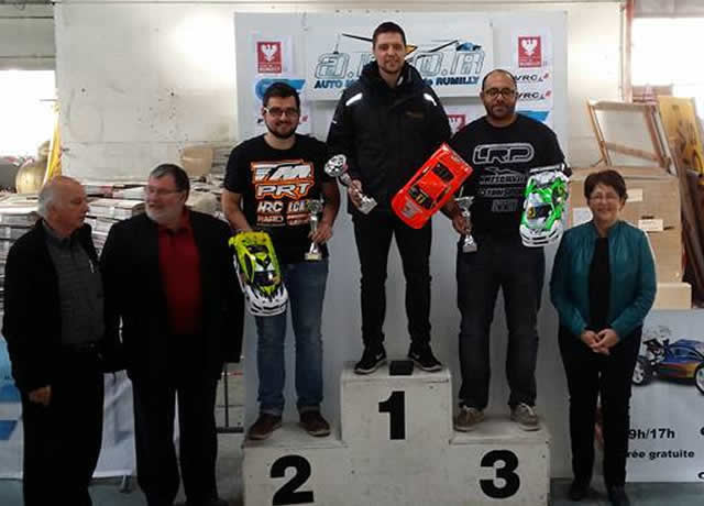 Rémi Callens finishes on a great 2nd place during first round of French Nationals @ Rumilly