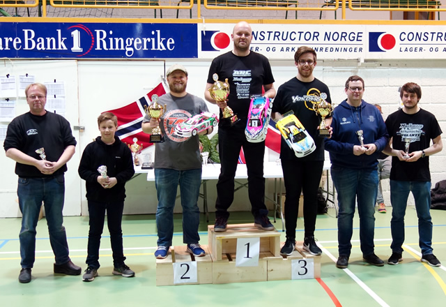 Martin Sørlie finishes on 2nd place on the podium at Norwegian Nationals !