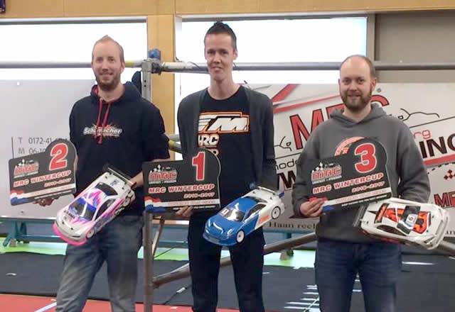 Another wins for Rob Janssen / Team Magic E4RS III Plus at round 5 of MRC Vianen Cup !!