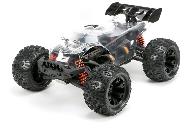 NEW - Team Magic E5 HX - special ARR version