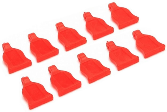 NEW - HRC Racing Tabs for Body Clips