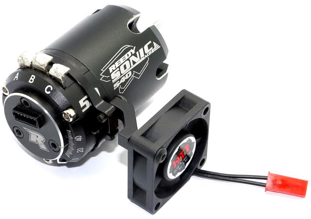 NEW - HRC Racing TSW Pro Racing 1/10 Universal Fan Mount
