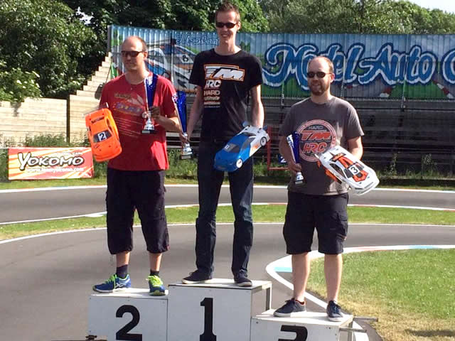 Another double podium for Rob Janssen and Richard Arts in Netherlands @ Heemstede