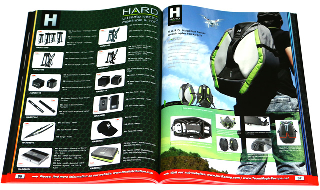 NEW - HRC Distribution Sommer 2017 Catalogue