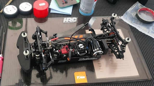 E4RS4 @ Swiss Nats: the development with Patrick Gassauer continue !