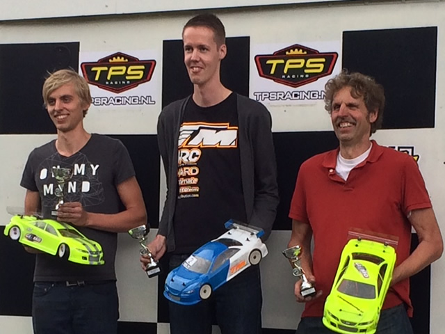 Rob Janssen / Team Magic E4RS III Plus wins 4th round of Dutch Nationals @ Groningen
