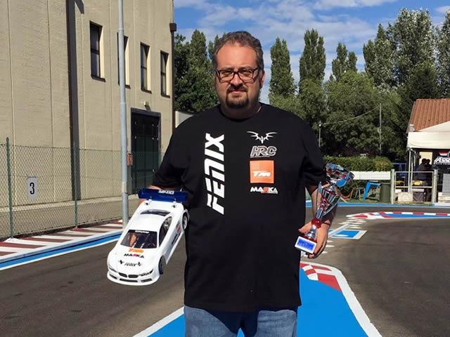 Matteo Berlincioni / Team Magic E4RS III+ finishes on second place at UISP race @ Reggio Emilia